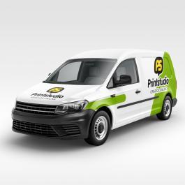 Plotagem de Veículo Impressão Adesivo Automotivo Vinil Adesivo Automotivo Impressão Digital  4x0