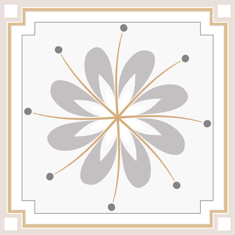 Papel De Parede Adesivo Lavável Azulejo Pastel E